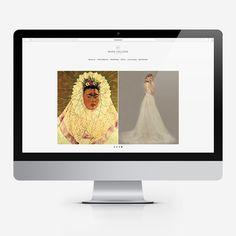 Sito web realizzato per la stilista di abiti da sposa Mara Vallone. Il sito include la funzione Store Locator, che aiuta gli utenti a rintracciare i punti vendita sparsi su territorio nazionale.