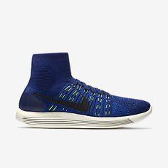 best website 5aa81 0bffe 2016-2017 Sale Men Nike Lunarepic Flyknit Deep Royal Blue Racer Blue Volt  Black 818676 400 New Arrival 2016. Buracke DANXI · Nike Free Shoes 2016