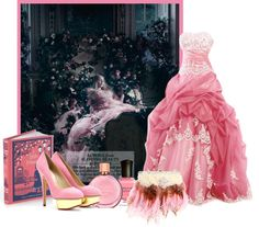 """""""Aurora"""" by yully-yuli ❤ liked on Polyvore"""