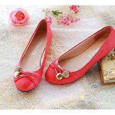 Ballerina color sandía..!