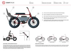 The Ruckus brings people closer, and it's functional too. Its eye-catching design evokes feelings of happiness, and you can let your creative juices flow as the bike is customizable in many ways. Mini Motorbike, Retro Motorcycle, Motorcycle Camping, Motorcycle Design, Mini Bike, Fat Bike, Camping Style, Camping Gear, E Bike Battery