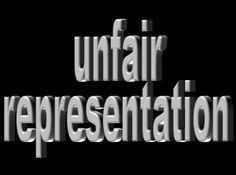 unfair representation