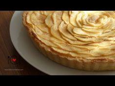 Tarta de manzana de mamá - YouTube