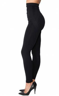 Anaissa Leggings push up cosmético textil 140 den.  Los leggings van reforzados en abdomen y cartucheras. Son ideales para personas con piernas cansadas y pesadas ya que activan la circulación de retorno. Estéticamente reducen los signos de celulitis.  Tr
