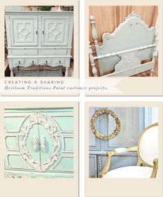 http://heirloomtraditionspaint.com/heirloom-traditions-chalk-type-paint-video-tutorial/
