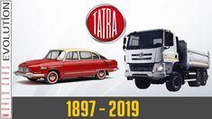 W.C.E - Tatra Evolution (1897 - 2019) Monte Carlo, Classic Cars, Eastern Europe, History, Youtube, Friendship, Guys, Historia, Vintage Cars