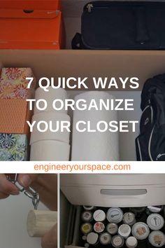 Seven quick ways to