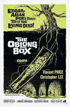 The Oblong Box (1969) by Gordon Hessler