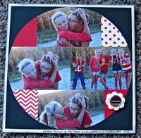A Project by mmmcoffee from our Scrapbooking Gallery originally submitted 11/01/12 at 02:09 PM