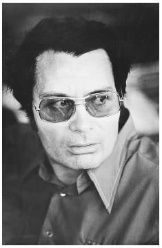 Jim Jones, cult leader who led hundreds to a mass suicide.