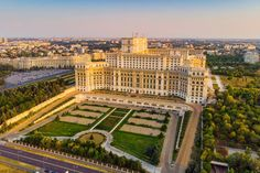 5 Attractions You Should See in Bucharest, Romania - History Of Romania, Palace Of The Parliament, Places Around The World, Around The Worlds, Visit Romania, Bucharest Romania, Unique Hotels, Travel Reviews, Paris Hotels