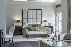Fairmile Residence - Interior Lifestyle | Luxury Home Design & Decor | Bedroom | Bespoke Furniture