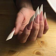 Amazing Nails, Gorgeous Nails, Edge Nails, Hot Mess, Fun Nails, Claws, Nail Art, Shapes, Paint