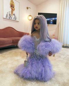 Photos/video: Kylie Jenner dresses daughter Stormi in her Met Gala look for Halloween Kris Jenner, Kylie Jenner Met Gala, Kylie Jenner Dress, Jenner Kids, Estilo Kylie Jenner, Kylie Jenner Look, Jenner Family, Jessica Biel, Kourtney Kardashian