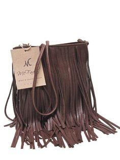Mcfadin Sundance Fringe Women S Bag Brown 881brn