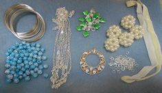 'Lotta silver!  Great mixed lot' is going up for auction at  8pm Fri, Jul 27 with a starting bid of $5.