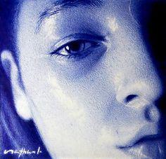 unio mystica by lopezlorenzana - Photorealistic Portrait Drawings by Nathan Lorenzana  <3 <3