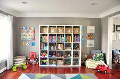 10 Colorful Playroom Ideas That You'll LOVE