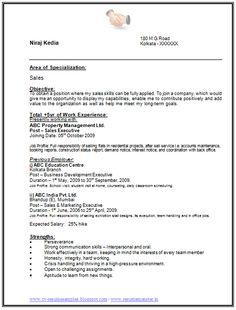 experienced mba marketing resume sample doc 1 career pinterest