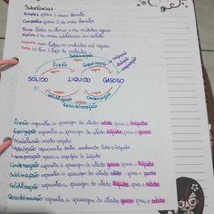 """8 curtidas, 1 comentários - Resumos de Ensino Médio (@medioresumos) no Instagram: """"Um pouco de Química !!! #medresumosquimica"""""""