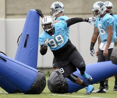 NFL Jerseys - Kawann Short on Pinterest