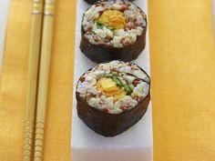 Sushi vegano (Foto: Divulgao/ Andr Bittencourt)