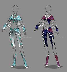 Fantasy Design Adopt - sold by Nahemii-san.deviantart.com on @deviantART