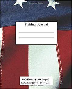 Fishing Journal: Ricky Lee: 9781695588752: Amazon.com: Books
