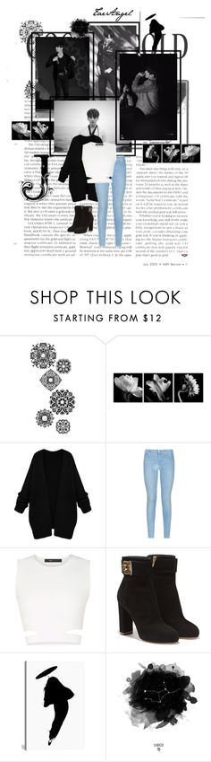 """~Over Time In My Mind I Feel Like These Four Walls Are Gonna Cave In~"" by taeangel ❤ liked on Polyvore featuring jcp, 7 For All Mankind, BCBGMAXAZRIA, Salvatore Ferragamo, iCanvas, kpop, bts, bangtan, jungkook and btspolyvorearmy"
