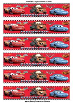 33 Super Ideas For Cars Disney Imprimibles Cars Birthday Invitations, Cars Birthday Parties, Birthday Party Decorations, Birthday Ideas, Best Cars For Women, Lightening Mcqueen, Disney Cars Party, Car Themes, Toy Story Birthday