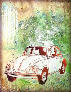 VW Bug -  Such a fun little car.  Just loved mine~