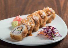 Kiri rolls at Hashi. French Bistro, Coffee Shop, Sausage, Rolls, Journal, Breakfast, Food, Coffee Shops, Morning Coffee