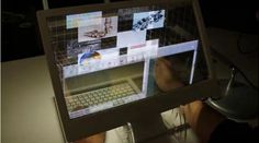 SpaceTop 3D Computer Wants to Bring 3D Computing to a Table Near You
