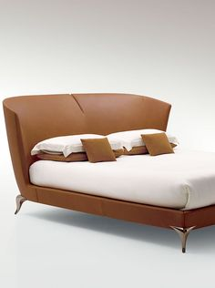 Paul Mathieu - Contour bed detail www.luxurylivinggroup.com #PaulMathieu #LuxuryLivingGroup