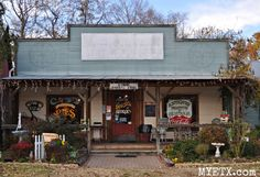 Oxbow Bakery and Antiques--215 E Crawford St, Palestine, TX-Check out the antiques, stay for the pie!