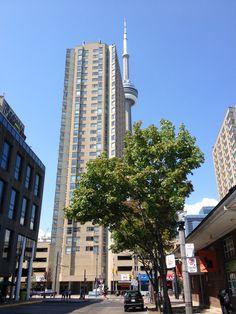 Toronto Cn Tower, Toronto, Building, Travel, Places, Viajes, Buildings, Destinations, Traveling