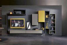 Farb-TV-Wandpaneel Modelle farbige Wand Panel-TV-Modelle