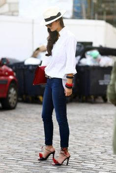 Understated Glamour #lfw #london #fashion