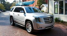 2016 Cadillac Escalade VSport