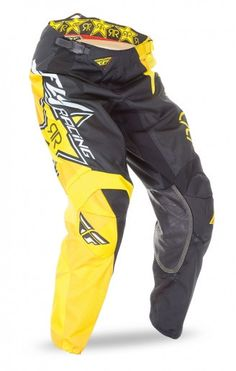 d971c8b12 Fly Kinetic Rockstar 16 Pants Yellow Black