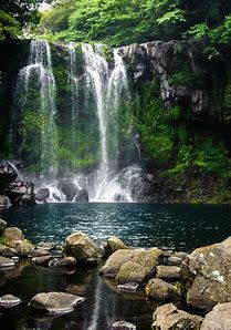Beautiful Nature Waterfall