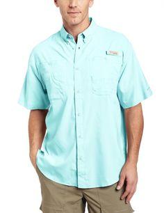 #amazon Columbia Tamiami II Short-Sleeve Shirt - $30.25 (save 24%) #columbia #columbiasportswear #sportsapparel