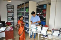 Mr. Kousthubha medical student from Sri Manjunatheswara Medical College, Dharwad has volunteered in IAD. He has arranged the IAD library, and organized the books and journal collection donated by Prof. Terence J Ryan.