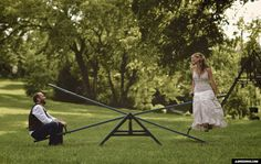 seesaw fun wedding gif These Wedding GIFs Are Transforming The Wedding Photography World