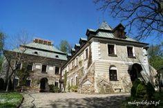Pałac Odrowążów w Chlewiskach (woj. mazowieckie) to jedna z najstarszych rezydencji ziemiańskich w Polsce. http://www.malopolska24.pl/index.php/2013/09/palac-odrowazow-w-chlewiskach/