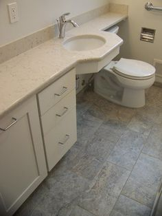 Best Accessible Bathroom Counters Cabinets Images On Pinterest - Handicap bathroom sinks and cabinets