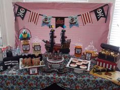 """Photo 32 of 37: Pirate Party / Birthday """"Tristan's PIRATE PARTY"""" 