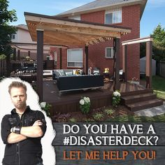 Have you been watching the TV shows and want Paul Lafrance to design & build you a backyard oasis just like what you saw on HGTV Canada? Let's get started now! Visit our website and request a quote to get started. Lets Get Started, Building Design, Deck, Backyard, Let It Be, Yard, Decks, Backyards