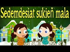 Sedemdesiat sukieň mala + 11 pesničiek | Zbierka | Slovenské detské pesničky | Slovak Folk Song - YouTube Kids Songs, Preschool, Mojito, Family Guy, Youtube, Education, Folk, Hallways, Fictional Characters