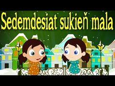 Sedemdesiat sukieň mala + 11 pesničiek | Zbierka | Slovenské detské pesničky | Slovak Folk Song - YouTube